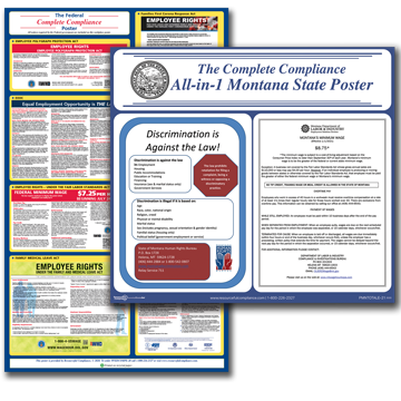Montana All-in-1 Federal and State Combo plus Update Service